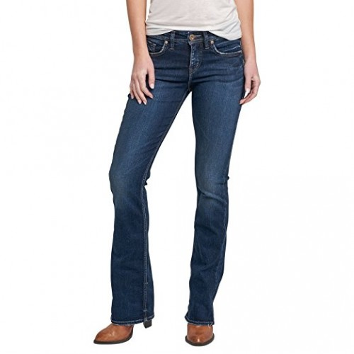 womens bootcut jeans 2018