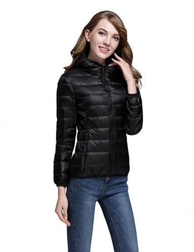 ADAMARIS Coats for Women Winter Sale Hooded Packable Ultra Light Weight Jackets Outwear 2020