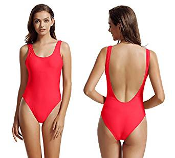 Low-Back Swimsuits 2020