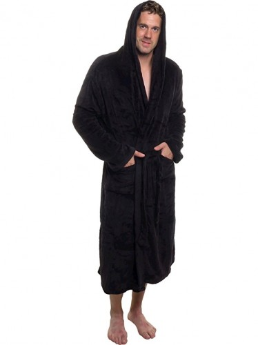 hooded bathrobe 2020