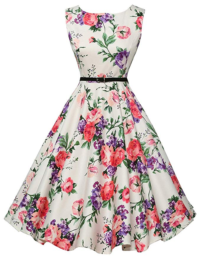 Are Floral Dresses In Style