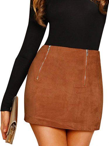 Mini Skirts Winter 2021