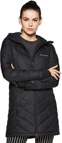 columbia women's winter jackets