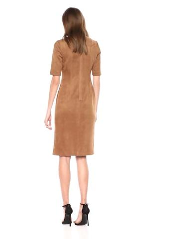 Suede Dress 2020
