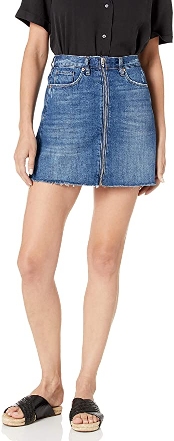 Are Denim Skirts In Style 2021?