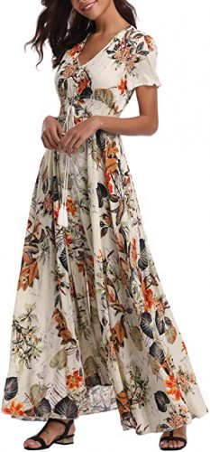 Are boho dress in style 2021