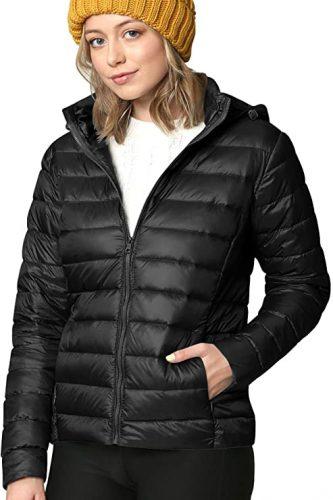 Ultra Light Down Jackets For Women 2020