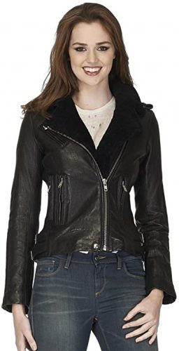 Outfits With Leather Jackets