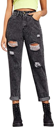 Boyfriend Jeans For Women