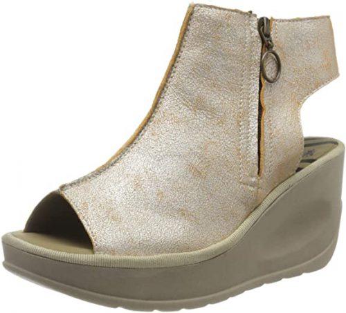 Summer wedge sandals 2021