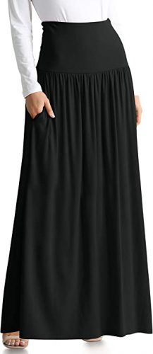 Long Skirts In Fashion