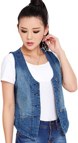 Are Jean Vests In Style 2022