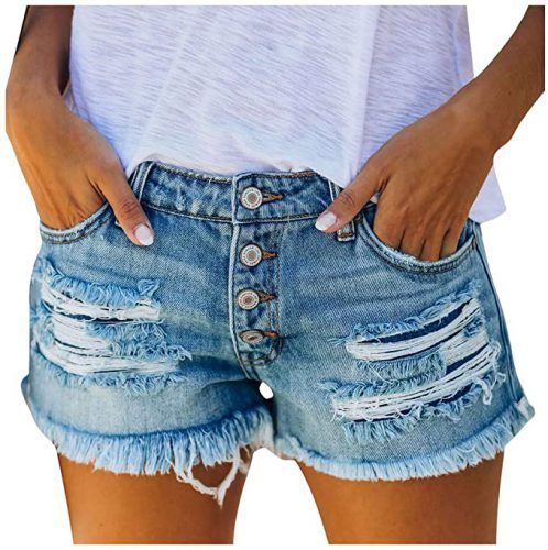 Are Jean Shorts In Style 2022